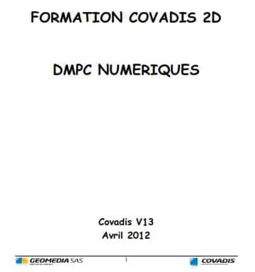 formation covadis DMPC numeriques