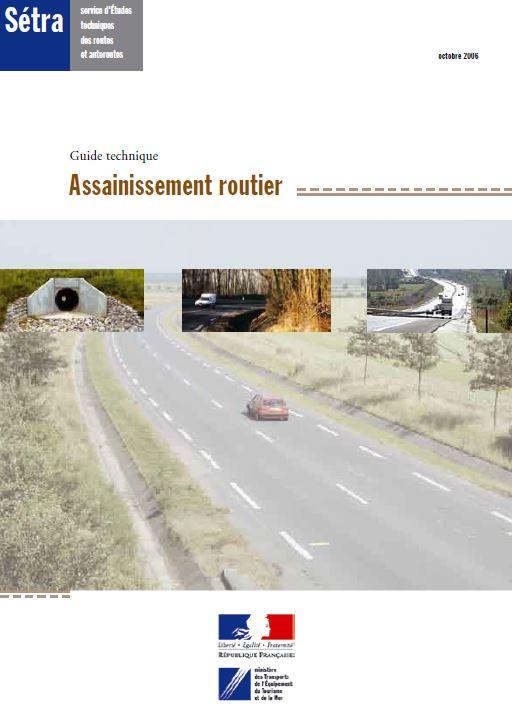 Assainissement routier SETRA