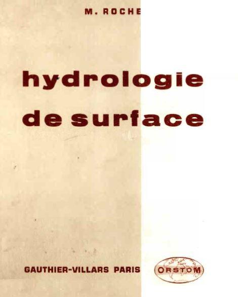 hydrologie de surface M.roche